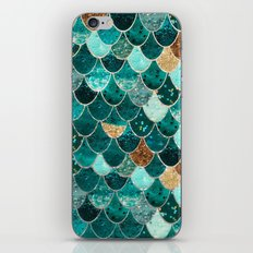REALLY MERMAID iPhone & iPod Skin