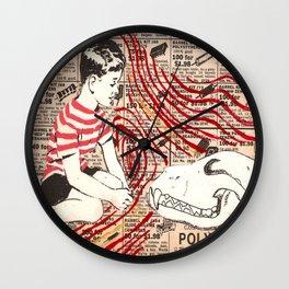 confidant Wall Clock