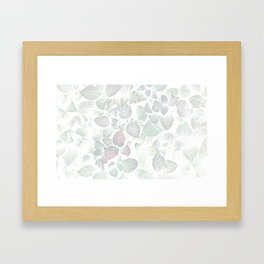 Tropical Spring Framed Art Print