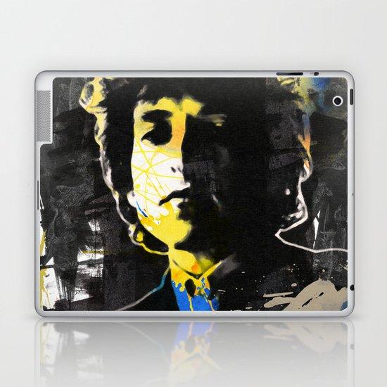 bob dylan 06 Laptop & iPad Skin