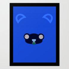 My name is DORI  Art Print
