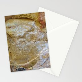 In the Cave of Mysteries Stationery Cards
