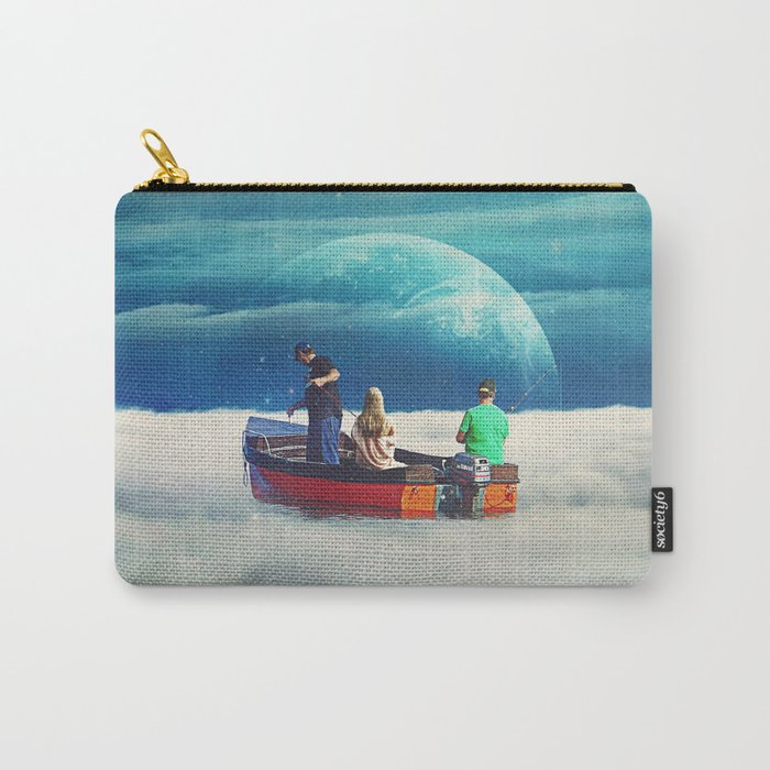 In The Same Boat Carry-All Pouch