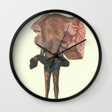 Deathpunch Wall Clock