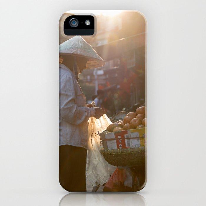 Vietnam Streets iPhone Case
