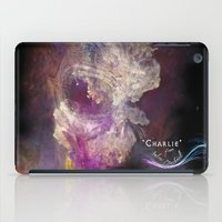 charlie iPad Cases featuring Charlie by Andy Depp