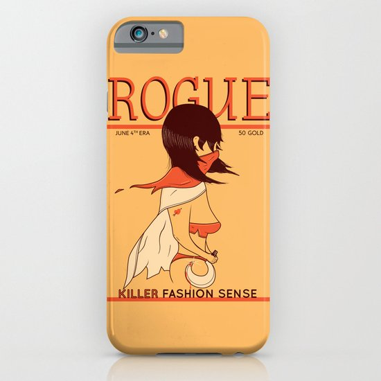 ROGUE Magazine - June 4th Era iPhone & iPod Case