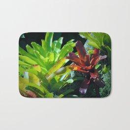 Bromeliads Bath Mat