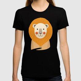 Lion, Animal Portrait T-shirt