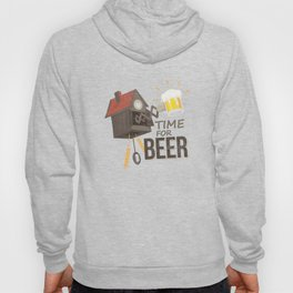 TIME FOR BEER Hoody