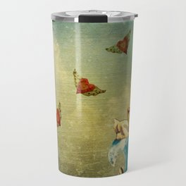 Mirror In The Sky Travel Mug