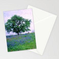 Bluebonnet Tree Stationery Cards