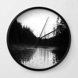 Wet Wall Clock