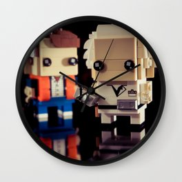"""Doc, where the heck is the delorean?!"" Wall Clock"