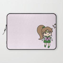 Sailor Jupiter Chibi Laptop Sleeve
