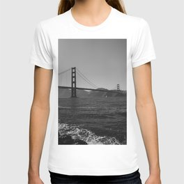 Golden Gate Bridge III T-shirt