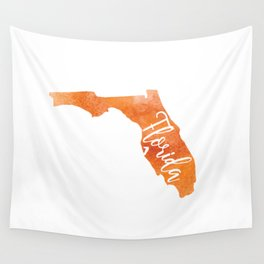 Pray for Florida Wall Tapestry