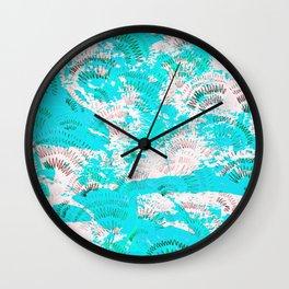 POLAR FIELD Wall Clock