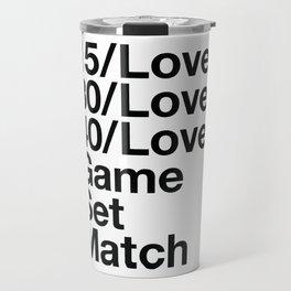 TENNIS Travel Mug
