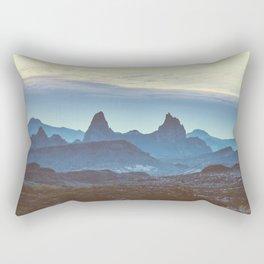 Big Bend Rectangular Pillow