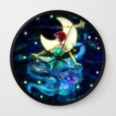 The Seamstress Wall Clock