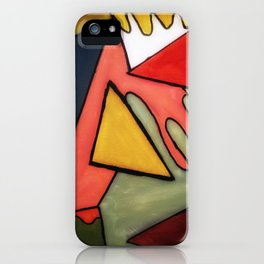 Haute Funk iPhone Case