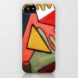 Haute Funk iPhone Case