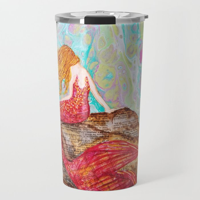 Cissy on the Rocks Travel Mug