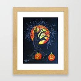 Halloween -9 Framed Art Print