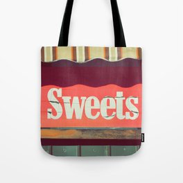 Sweets by Eamon Donnelly Tote Bag
