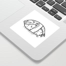 Sushi flavor Sticker