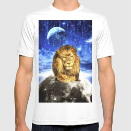 Grumpy Lion T-shirt