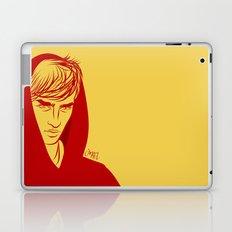 Red cap Laptop & iPad Skin