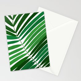 Tropical plant III Stationery Cards