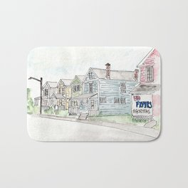 University of Dayton Student Neighborhood, Ghetto, UD Bath Mat