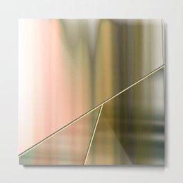 Smelting_colors Metal Print