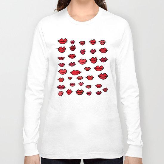 Kisses Long Sleeve T-shirt