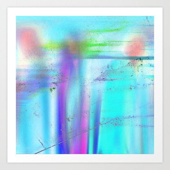 three.wishes Art Print