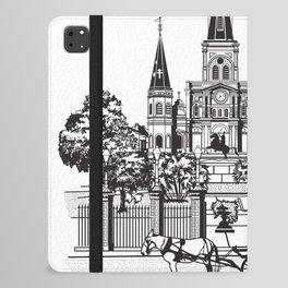 New Orleans iPad Folio Case