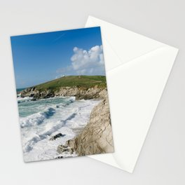 Little Fistral, Newquay, Cornwall Stationery Cards
