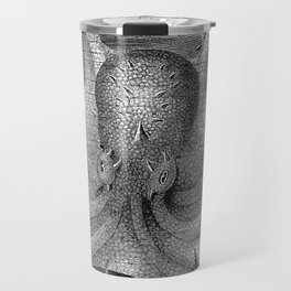 A Monster Octopus Travel Mug