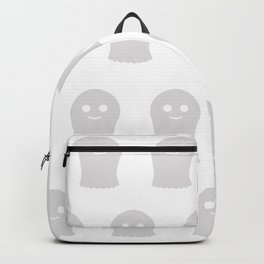 Ghosts Pattern Backpack