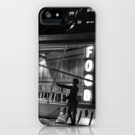 Food Zombie iPhone Case