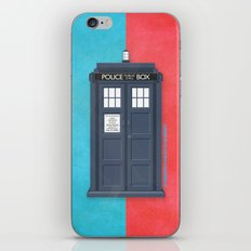 10th Doctor - DOCTOR WHO iPhone & iPod Skin