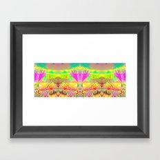 Sunstroke Framed Art Print