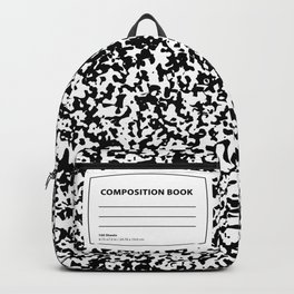 Composition Book Backpack