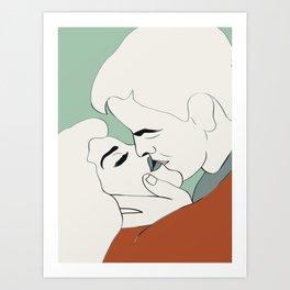 Till The Last Breath Art Print