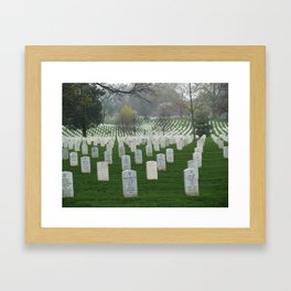 Arlington Framed Art Print