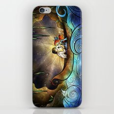 Something About Her iPhone & iPod Skin