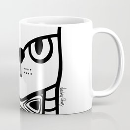 Nive Lives of a Cat Coffee Mug